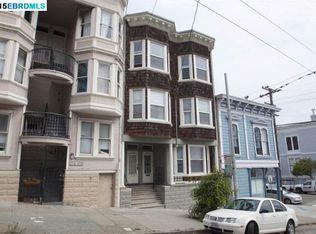 2706 Sutter St , San Francisco CA