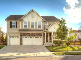 11403 S Trailmaster Cir , Parker CO
