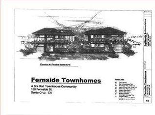 150 Fernside St , Santa Cruz CA