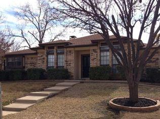 6505 Lake Side Cir , North Richland Hills TX