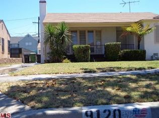 9120 S Wilton Pl , Los Angeles CA