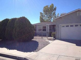 1062 Spartan Ave , Carson City NV