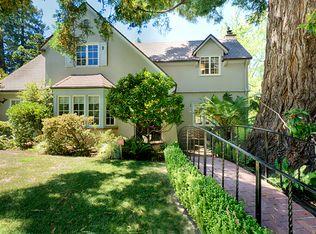 2 Garden Rd , Ross CA