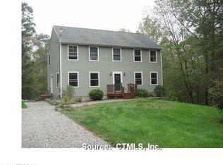 116 Beacon Rd , Windham CT