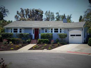 147 Chestnut Ln , San Mateo CA