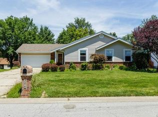 306 Andrews Trl , Saint Peters MO
