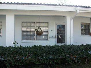 11200 102nd Ave Unit 45, Seminole FL