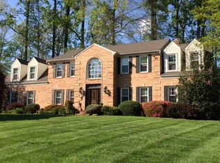 14713 Chesterfield Rd , Rockville MD
