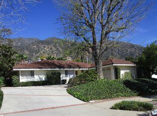 3825 Edgeview Dr , Pasadena CA