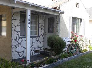 2605 E Harrison St , Carson CA