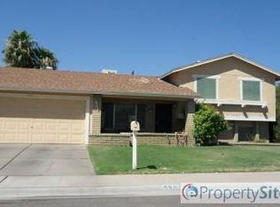 4502 W Cinnabar Ave , Glendale AZ