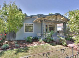 216 Grand St , Redwood City CA