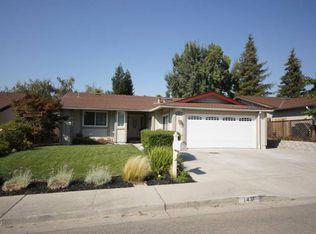 1431 Ridgewood Dr , Martinez CA