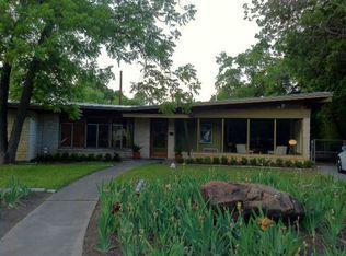 4001 Lullwood Rd , Austin TX