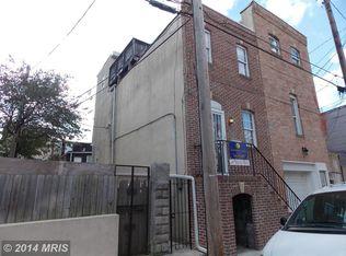 825 Mangold St , Baltimore MD