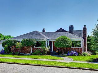 2601 S Ferdinand St , Seattle WA