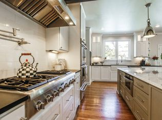 Kitchen With Hardwood Floors Amp Subway Tile In San Antonio