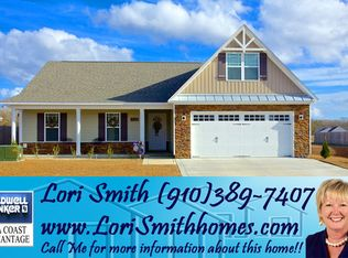 110 Gobblers Way , Richlands NC