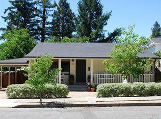 1621 Stockton St , Saint Helena CA