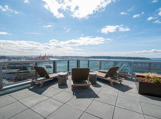 ... Downtown; Cyrene Apartments Seattle