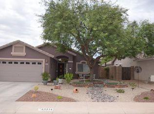 43314 W Chisholm Dr , Maricopa AZ