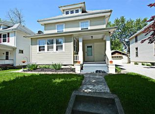 1707 Crescent Ave , Fort Wayne IN