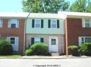 12823 Epping Ter # 3-C, Silver Spring MD