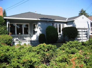 112 Howard Ave , Burlingame CA