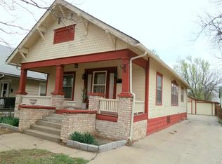 2012 N Jackson Ave , Wichita KS