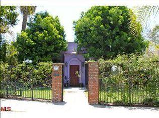 8546 W West Knoll Dr , West Hollywood CA