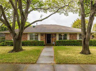 10607 Ferndale Rd , Dallas TX