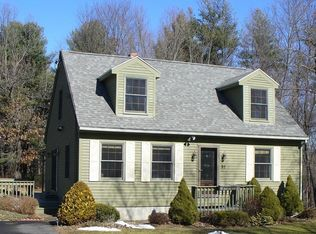 37 Moriarty Rd , Ware MA