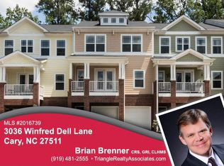 3036 Winfred Dell Ln , Cary NC