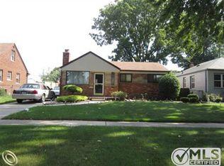 6896 N Silvery Ln , Dearborn Heights MI