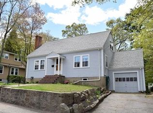 47 Top Hill Ave , Dedham MA