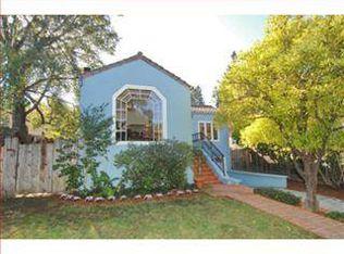 470 Myrtle St , Redwood City CA