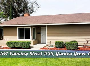 13641 Fairview St Apt 35, Garden Grove CA
