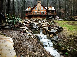 584 Little Pine Mountain Rd , Big Canoe GA