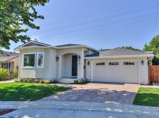 982 Berkshire Ave , Sunnyvale CA