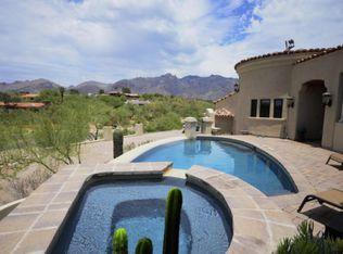 5348 N Via Alcalde , Tucson AZ