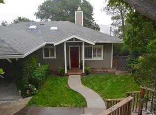 78 Homestead Blvd , Mill Valley CA