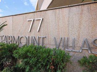 77 Fairmount Ave Apt 119, Oakland CA