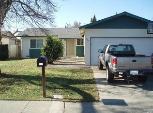 317 Serrano Ct , Fairfield CA