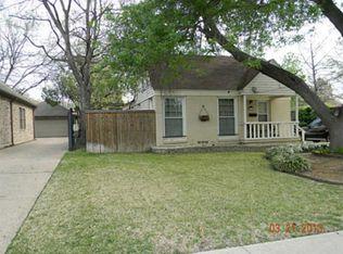 5012 Parkland Ave , Dallas TX