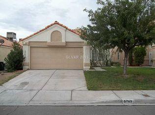 5763 Cedar Ave , Las Vegas NV