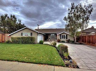 1318 Foxworthy Ave , San Jose CA