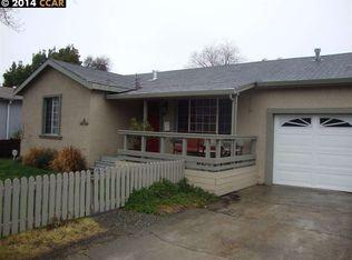 2421 Fairfield Ave , Concord CA