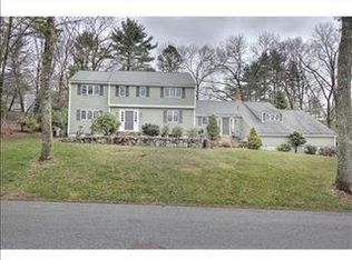 23 Blueberry Hill Rd , Andover MA