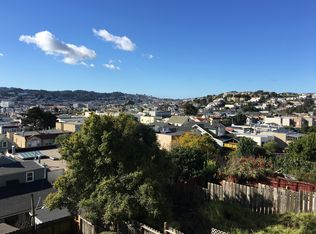1423 Oakdale Ave , San Francisco CA