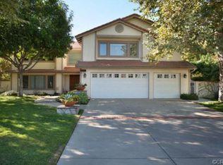 1528 Canyon Meadows Ln , Glendora CA